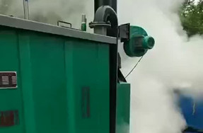 节能环保锅炉